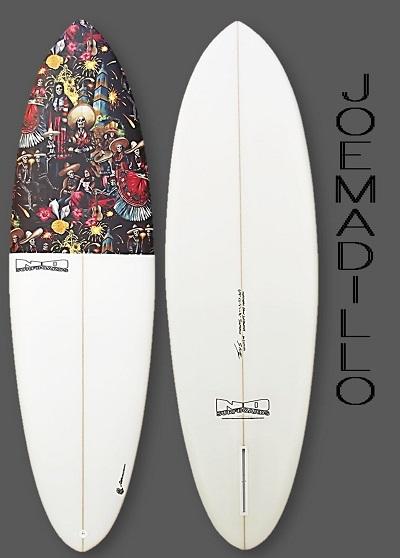 Retro Shortboard Surfboards