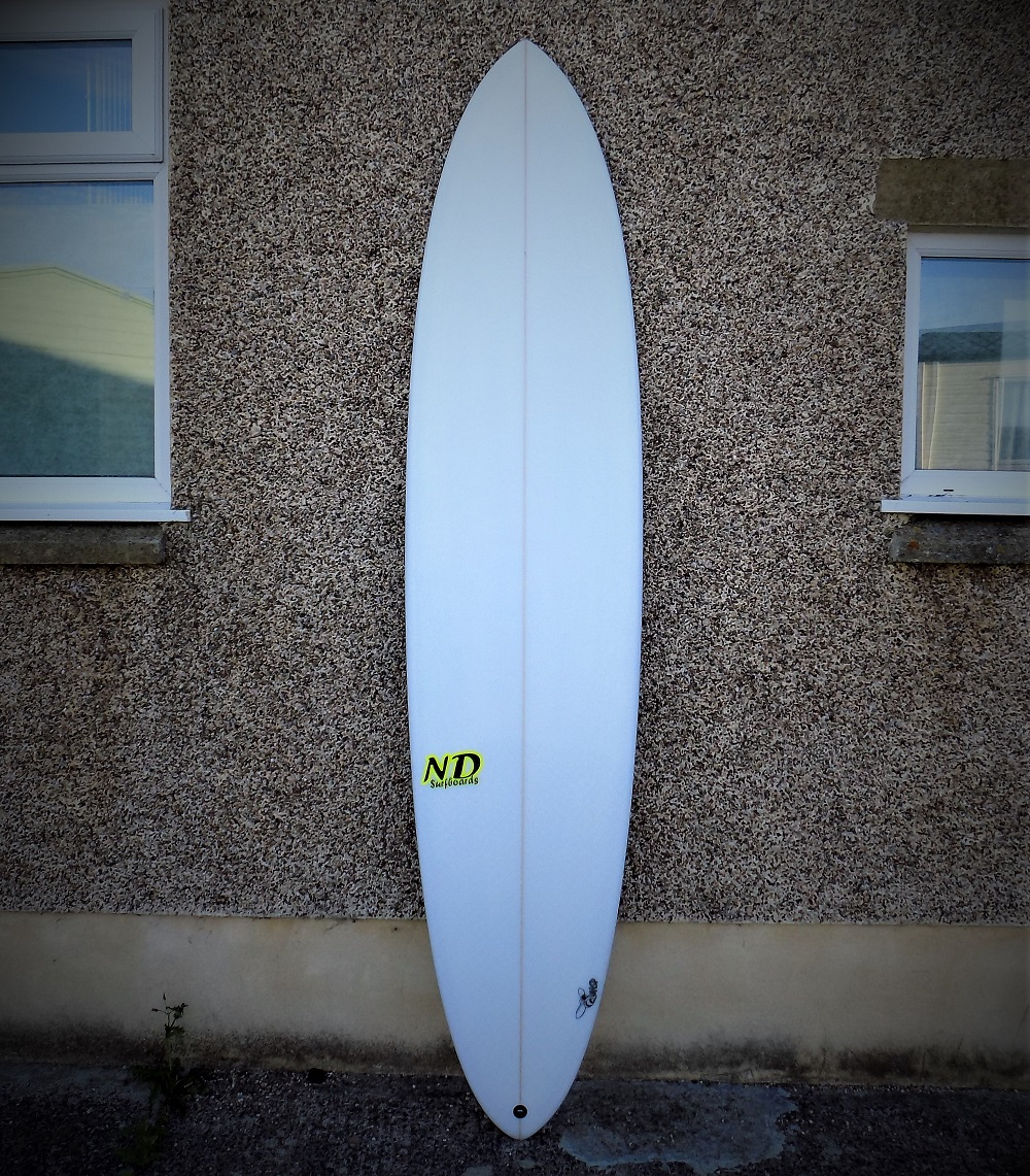 Mid Length Surfboards UK, The Wasp