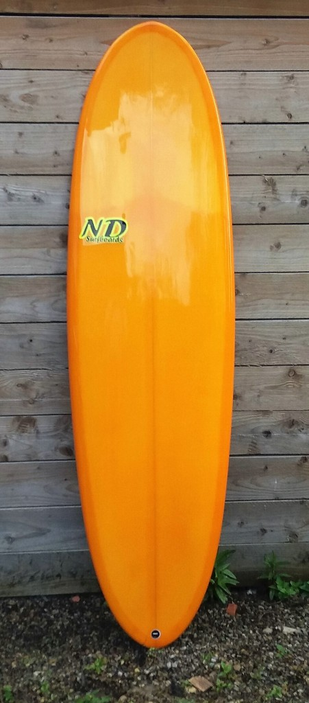 Sea Bean Funboard Surfboard