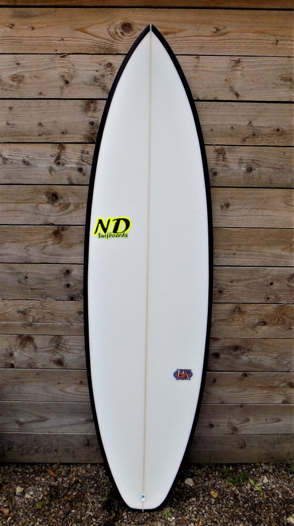 PX Shortboard, Surfboards UK