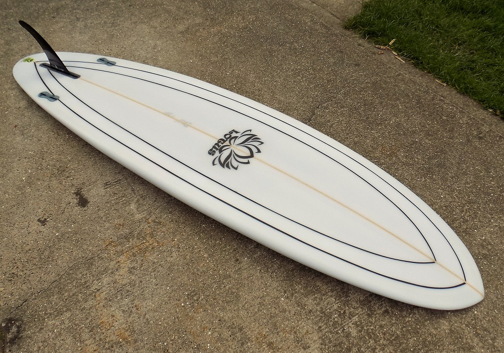 Custom Single fin Surfboards UK