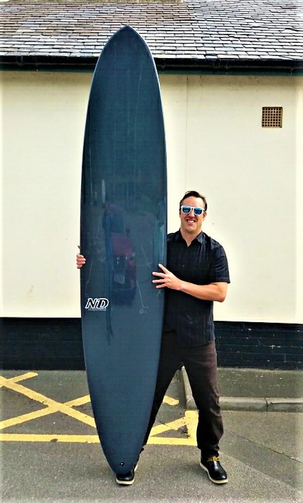 Zulu#9 Longboard Surfboard