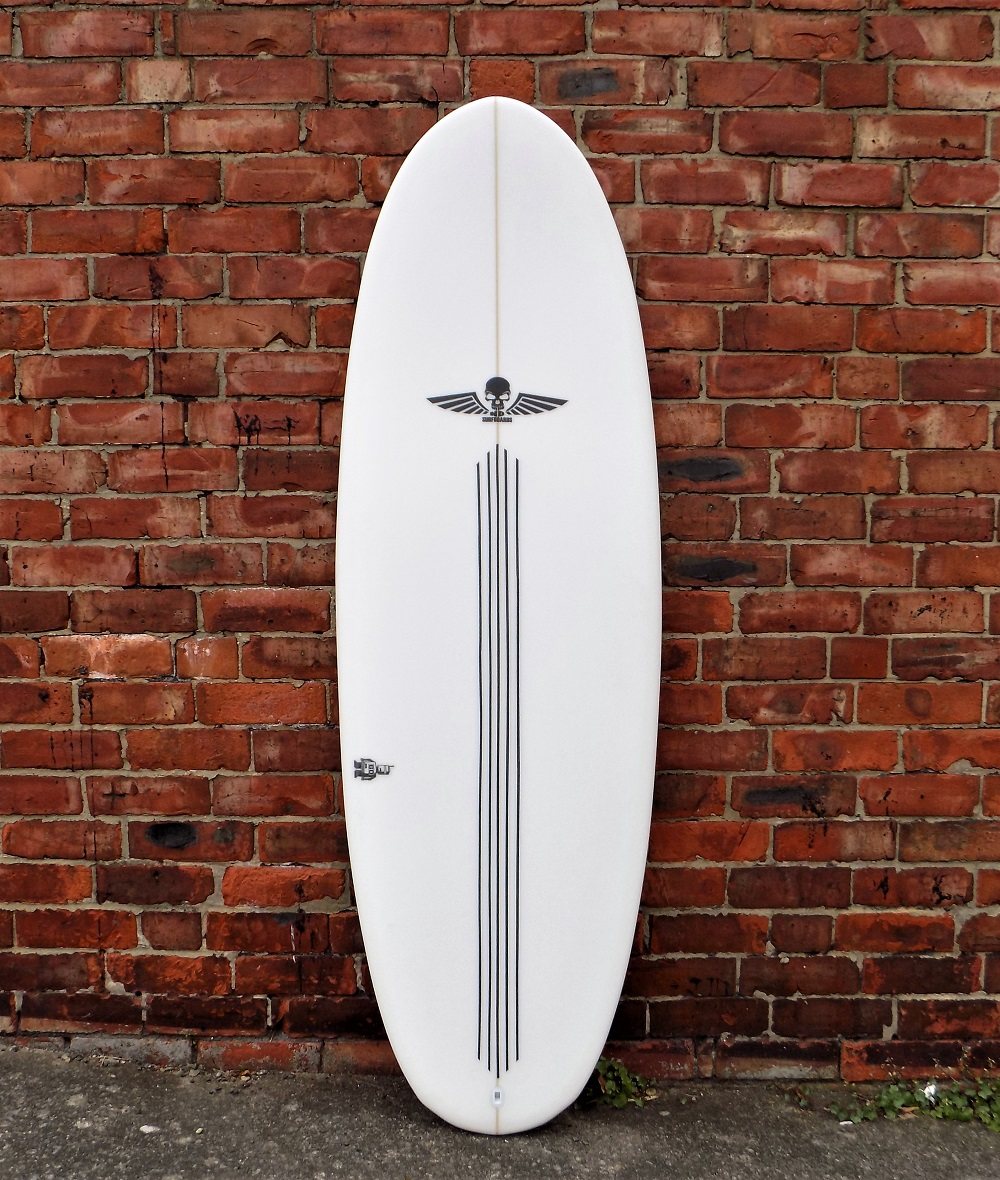 Funboard Surfboards UK, The Go-Bot