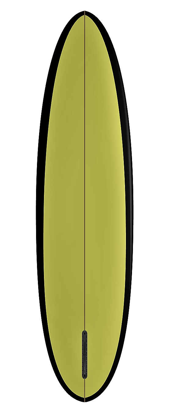 Eco Surfboard design