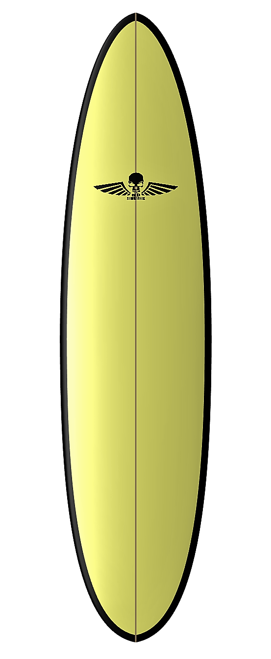 Hemp Surfboards, Ocillator