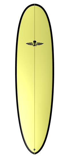 Hemp Surfboards