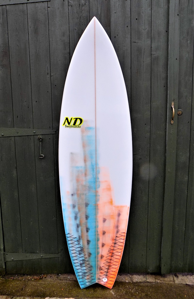 Fish Surfboards UK