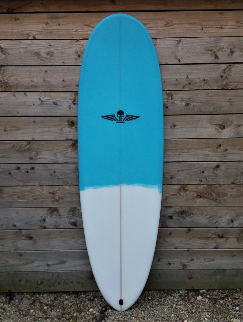 Funboards, Round Robin