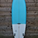 Surfboards, Round Robin Funboard