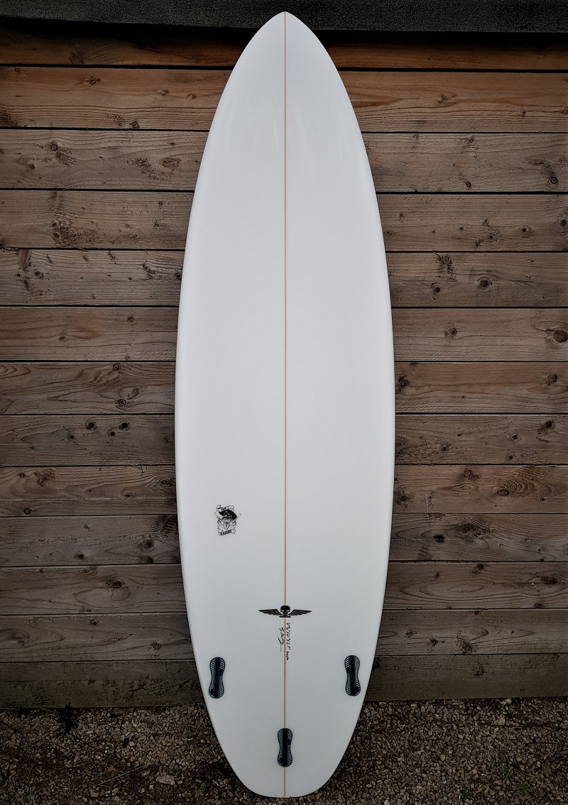 The Bandit Shortboard Surfboard
