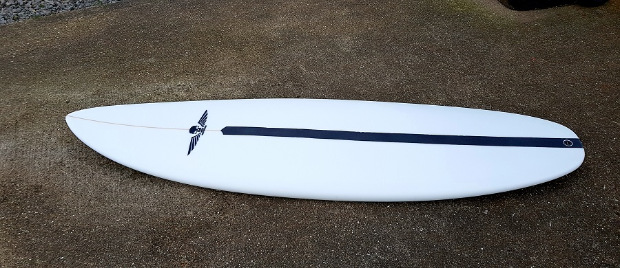 Shortboards UK, The Bandit