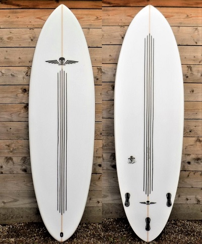 Outlaw Shortboard, Surfboards