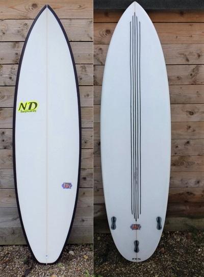 PX Shortboard Surfboard