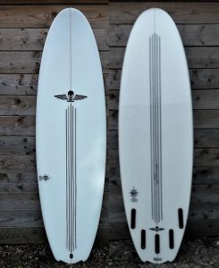 Hybrid Surf Punk Shortboard