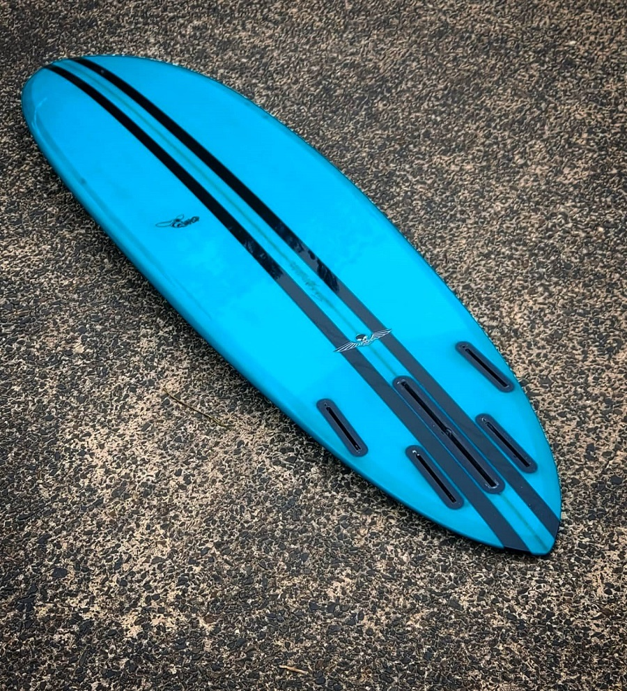 Mid Length surfboards